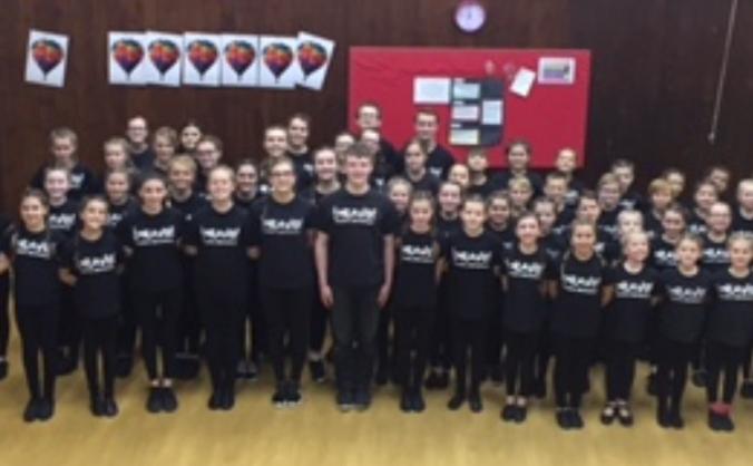 Bravo Theatre Workshops perform at DISNEY!!