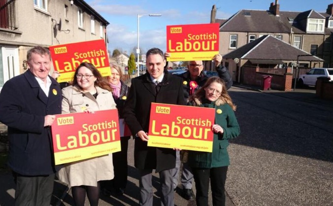 Kenny Selbie Labour for Kirkcaldy & Cowdenbeath