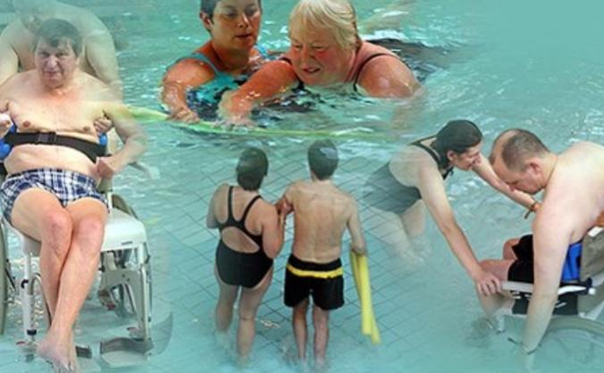 Surrey Dolphins Swimobility