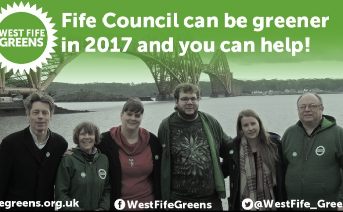 Green Councillors for West Fife