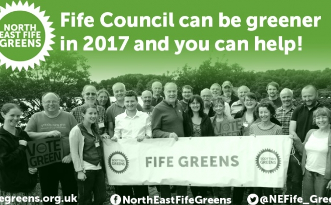 Green Councillors for North East Fife
