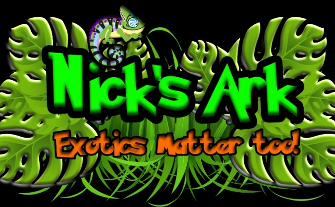 Nick's Ark: Exotics Matter too! Needs your help