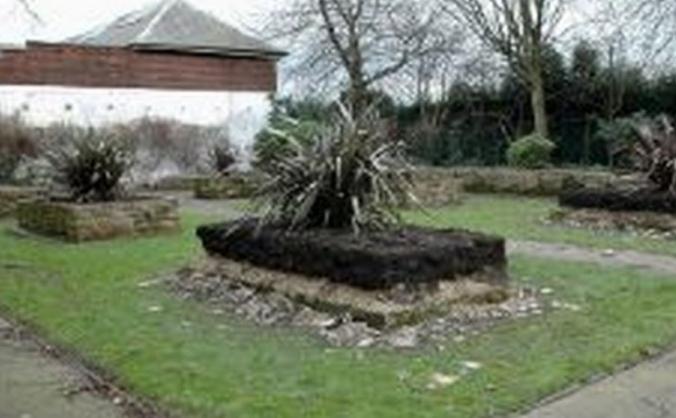 Buile Hill Park - Sensory Garden