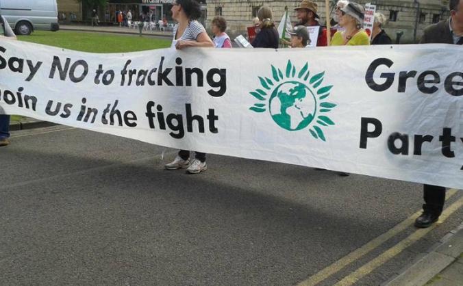 No Fracking Way Walk