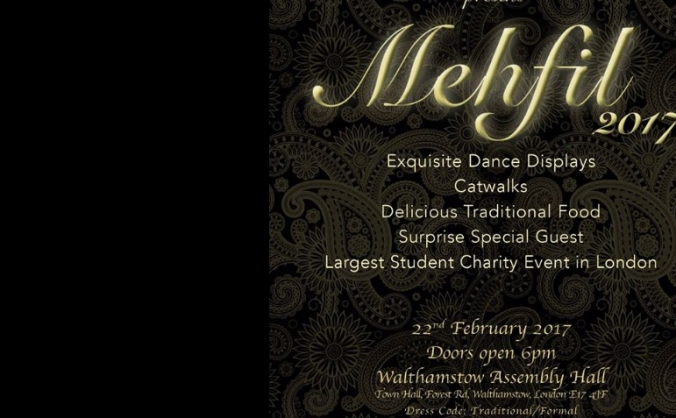 Mehfil Fundraising - Profit to Edhi Foundation+DF