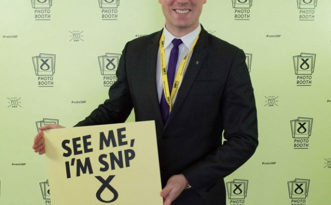 Neil Gray - SNP for Airdrie & Shotts
