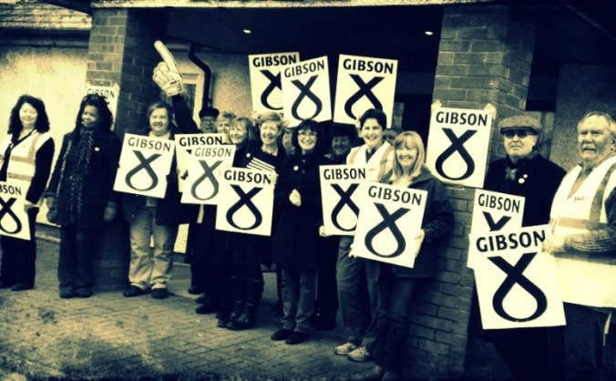 Patricia Gibson SNP for North Ayrshire & Arran