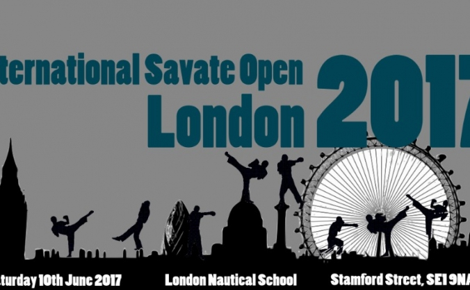 London Savate International Open 2017