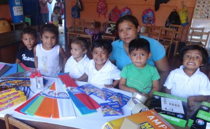 Build a Montessori Pre-School in Nicaragua