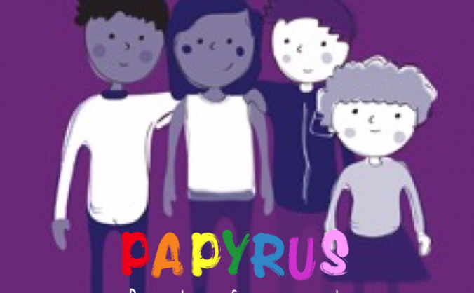 PAPYRUS - prevention of young suicide: Pride Entry
