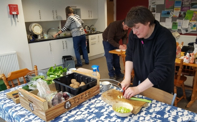 CCI Community Kitchen: Growing Opportunities