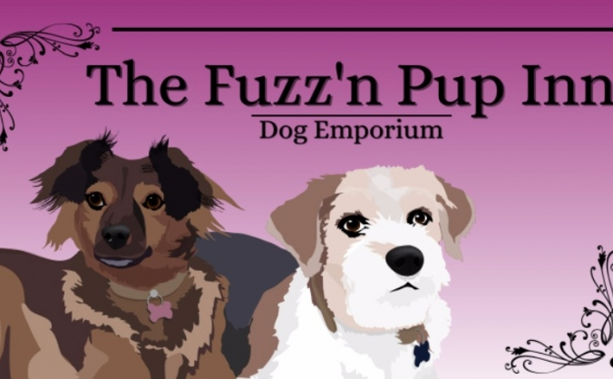 The Fuzz'n Pup Inn Dog Emporium