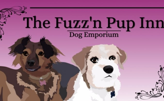 The Fuzz'n Pup Inn Dog Emporium