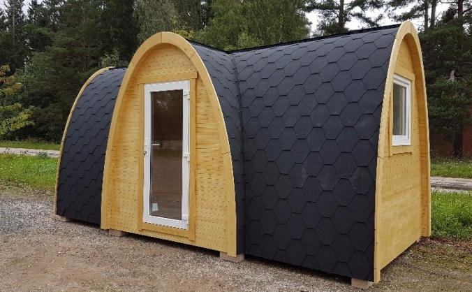 Camping Cosy - New Showroom Project