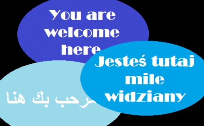 You Are Welcome Here!