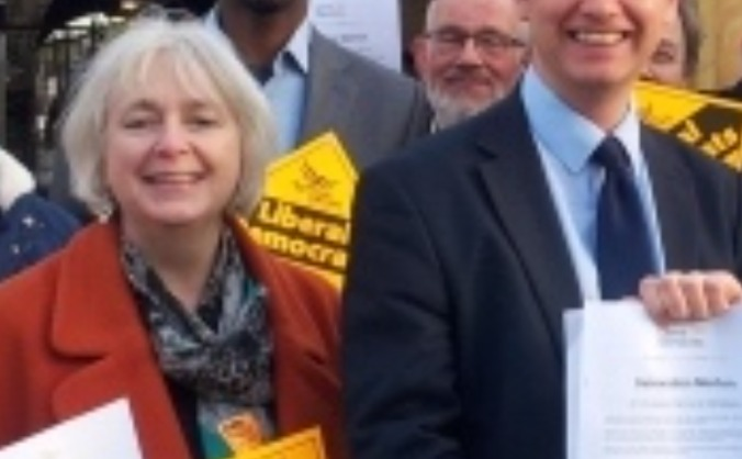 Diana for Mitcham and Morden