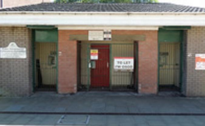 Ebbw Vale Public Toilets