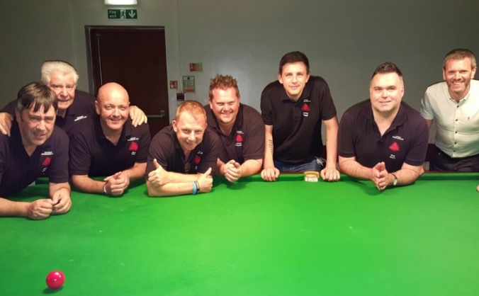 Stotfold Snooker Team - Table upgrades
