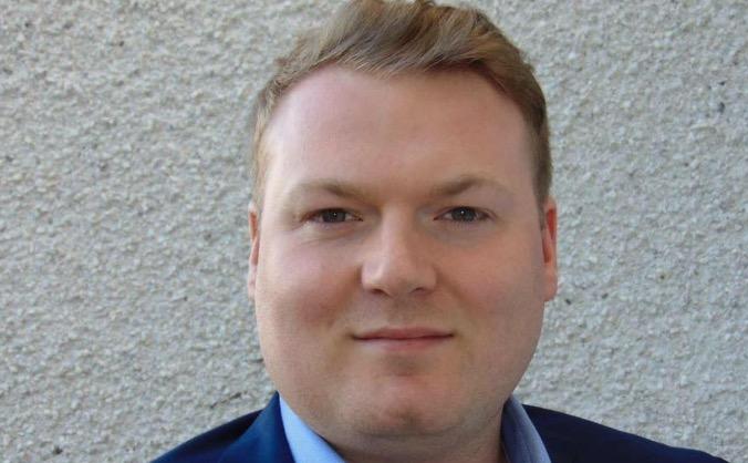Simon Hayter for Sighthill & Gorgie Ward