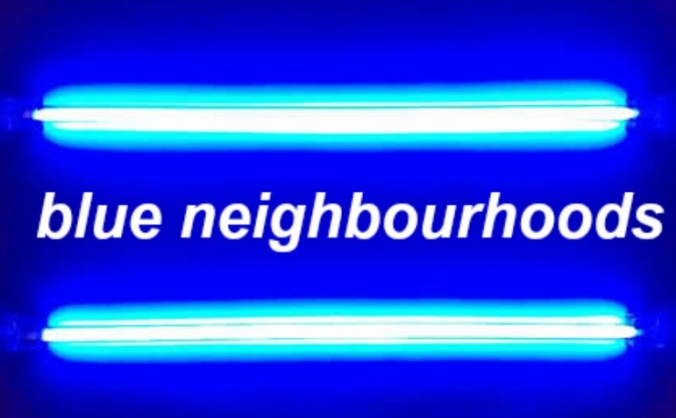 Blue Neighbourhoods - Verbatim Theatre Project