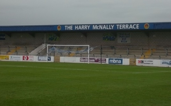 Chester FC - Displays