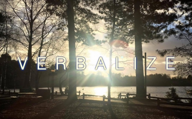 Verbalize.