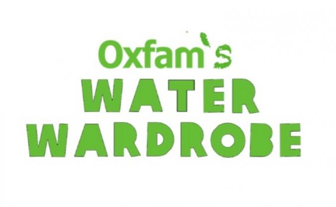 Oxfam's Water Wardrobe