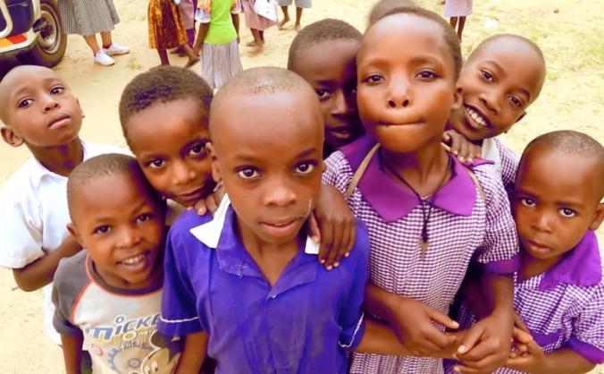 Uganda Schools Project with LRTT