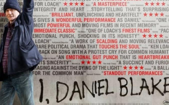 An Advocate for I, Daniel Blake