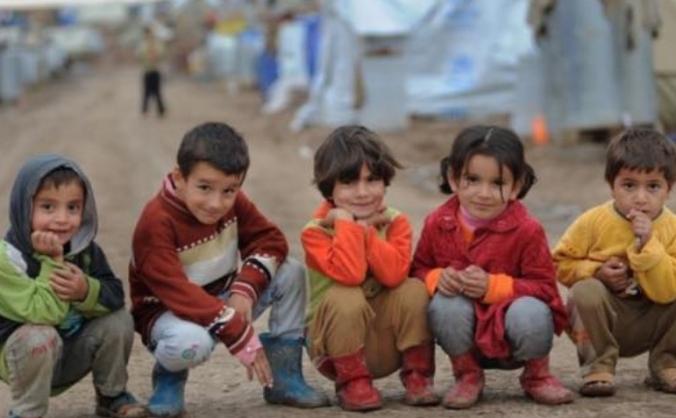 Food for Refugee Children