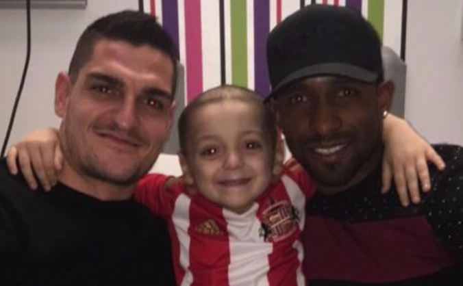 Manchester Marathon for Bradley Lowery's treatment