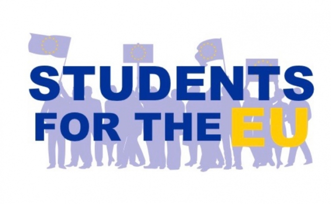 Students For The EU - We're With EU All The Way