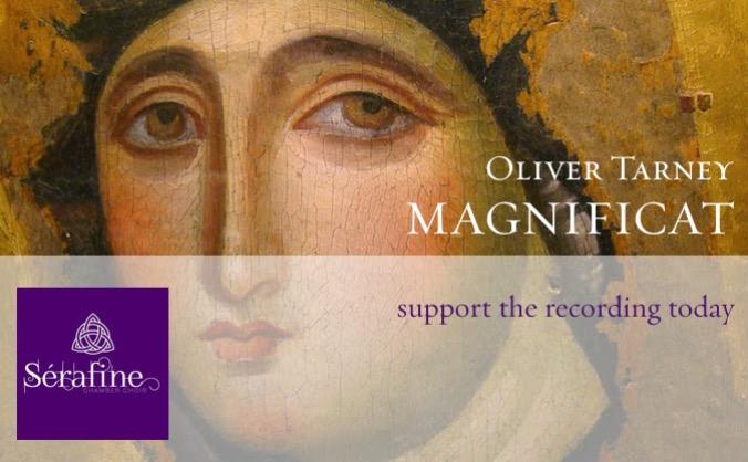 Serafine Chamber Choir: Tarney's Magnificat