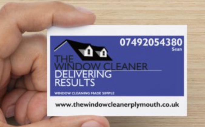 The Window Cleaner Plymouth Crowdfunding Project