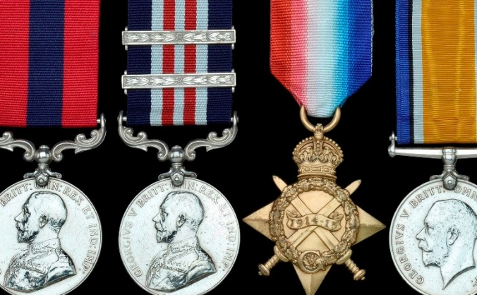 The William Peniston Medals