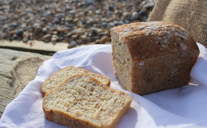 Help us launch our Gluten Free Artisan Bread Mix