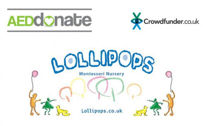 AED for Lollipops Montessori Nursery