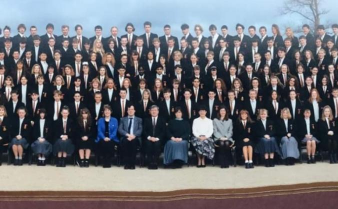 Class of 97 reunion