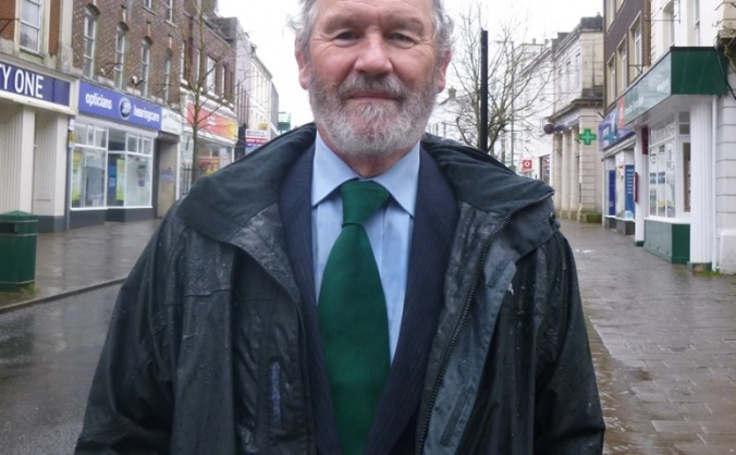 Tiverton & Honiton Green Party Election Campaign