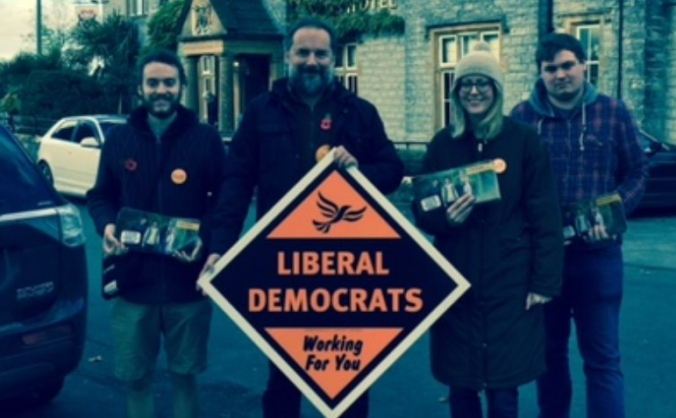 Somerton&Frome LibDem Local Election Fighting Fund