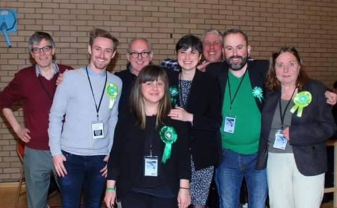 Help Elect Your 1st Green Councillors in Aysrhire