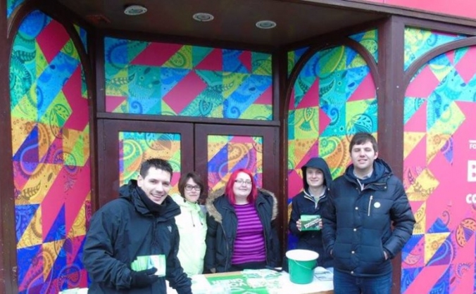 Renfrewshire Greens Council Campaign