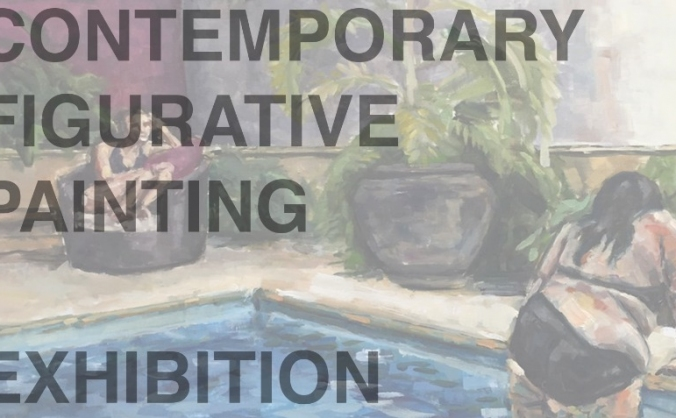 Contemporary Figurative Painting - Exhibition