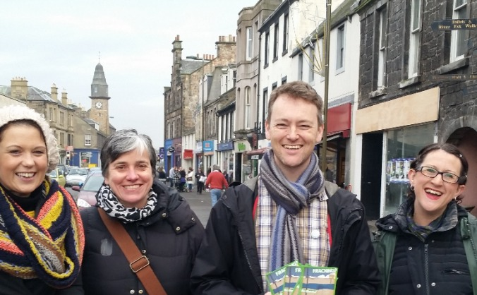 Jason Rose For East Lothian MP