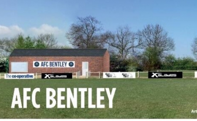AFC BENTLEY - ground development.