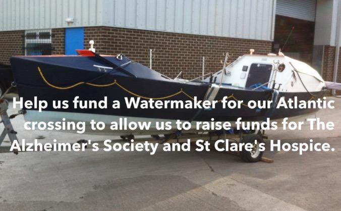 Atlantic Challenge Watermaker appeal