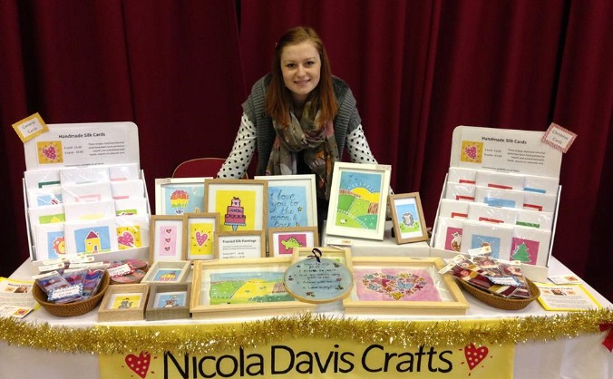 Nicola Davis Crafts - positivity inspired art