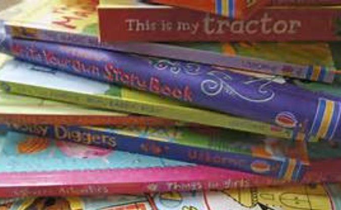 New Usborne Books for Bristol Children's Hospital