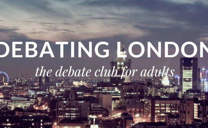 Debating London - The Great Debaters Club