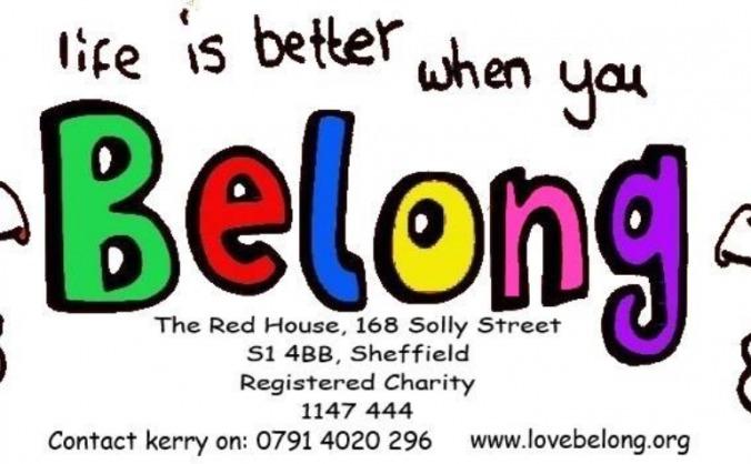 Belong charity building